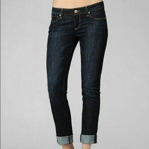 NWOT Paige Jimmy Jimmy Skinny Boyfriend Jeans